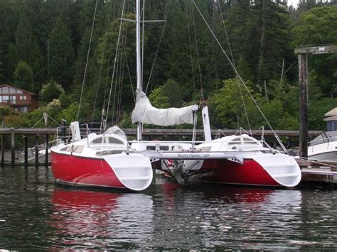 catamaran for sale seattle 35 cat for sale in seattle multihull anarchy sailing