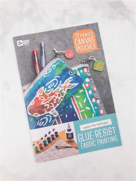 doodle crate doodle crate august 2017 subscription box review coupon