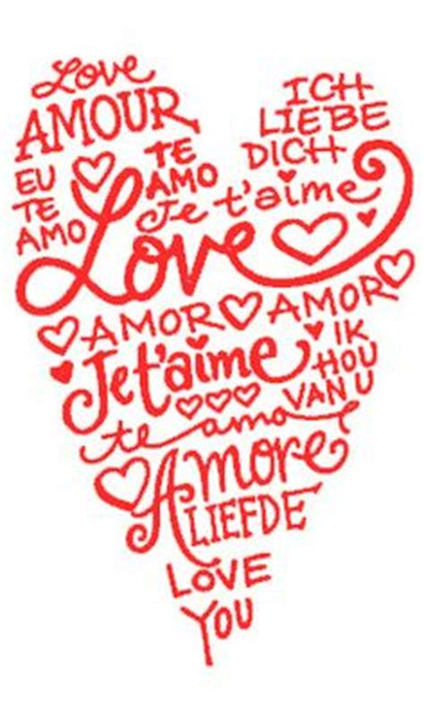 imagenes de te amo en diferentes idiomas 1000 images about de todo un poco on pinterest