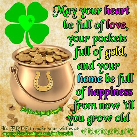 good luck wishes irish blessing and good luck on pinterest