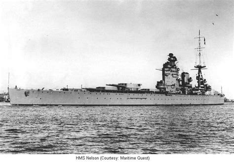 st johns river boat rs hms nelson british battleship ww2
