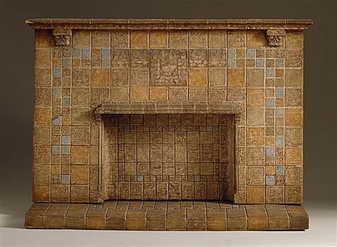 1000 images about batchelder tile fireplaces on