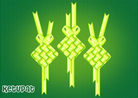 ketupat decorative vector  vector  open office