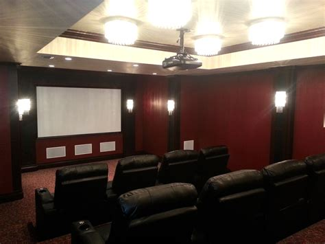 dedicated home theater room custom home theater systems home cinema island new york
