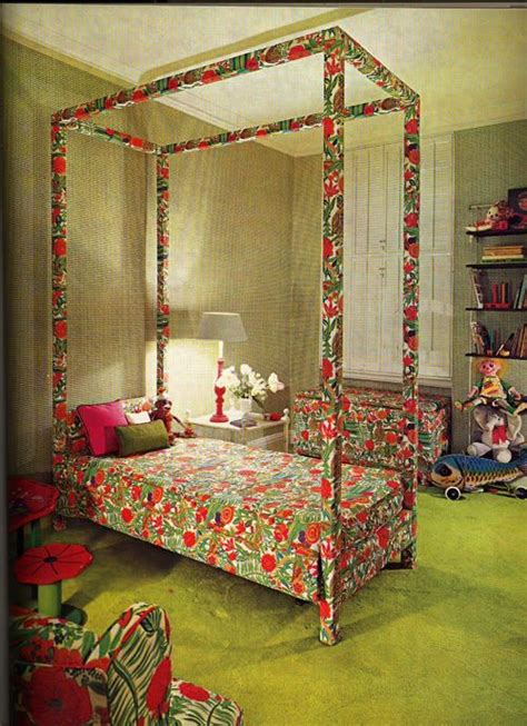 60s bedroom pin by judy castle on vintage rooms pinterest