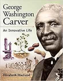 george washington biography audiobook george washington carver an innovative life snapshots