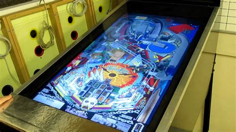 Visual Pinball Tables Scott S Full Size Visual Pinball Table Addam S Family