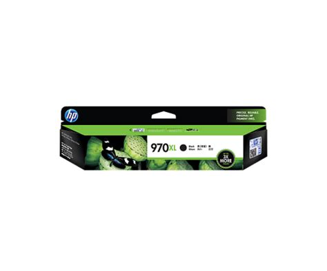 Dijamin Tinta Hp Original 970 Xl Black hp cn625aa 970xl black genuine original printer ink cartridge tonergreen my