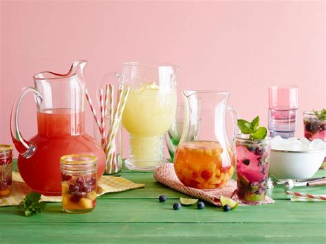 summer parties cool summer drink recipes for a hot day cooking channel