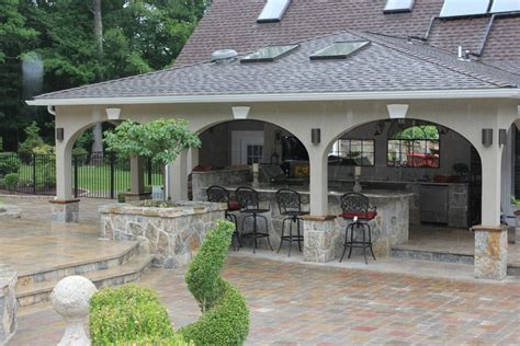 outdoor kitchen design ideas patio traditional with custom