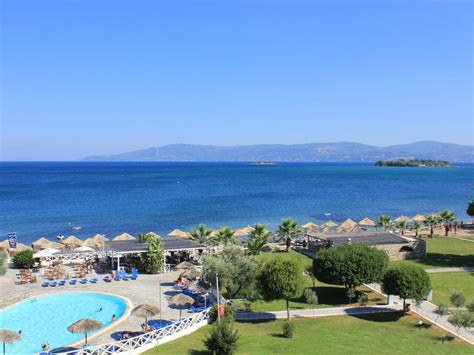 Hotel Grand Bleu Evia by Grand Blue Hotel Eretria Evia 3 Grecja
