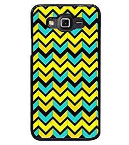snake with zig zag pattern on back printvisa multicolour zigzag pattern back case cover