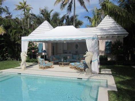 pool houses cabanas cabana beautiful pools pool houses pinterest