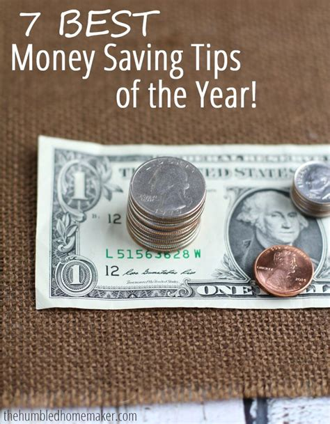 7 Tips On Saving Money by The 7 Best Money Saving Tips Of The Year The Humbled