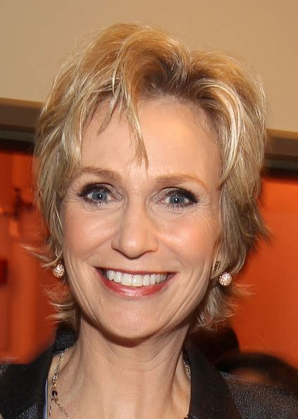 short curly hairstyles  jane lynch