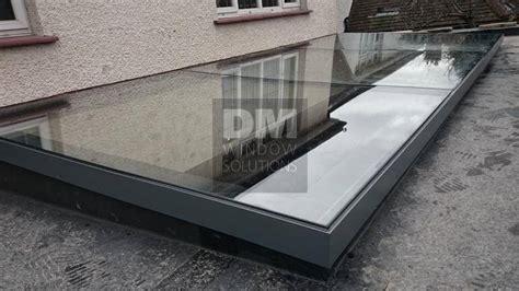 flat roof skylight rooflights skylights flat roof windows uk dm window