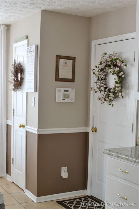 Paint Kitchen Backsplash by Breakfast Area Paint Colors Help Me Decide