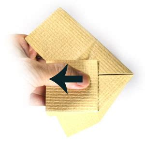 how to make a 3d origami house page 11