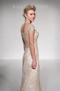 Maggie sottero riviera is sophisticated and sophisticated decadent