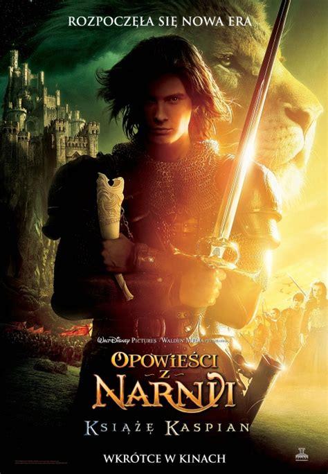film narnia cda opowieści z narnii książę kaspian 2008 filmweb