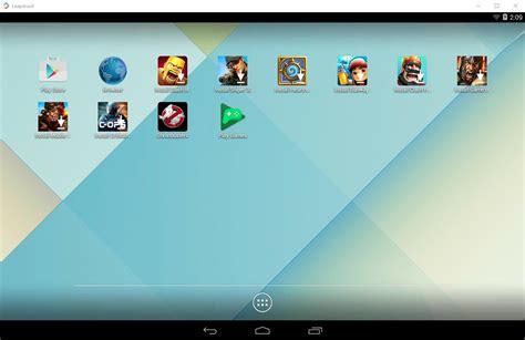 bluestacks uptodown leapdroid un nuevo y rapid 237 simo emulador de android para pc
