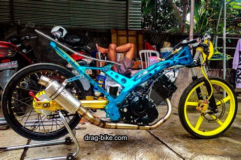 Alarm Motor Satria Fu foto motor drag bike satria fu bicycling and the best