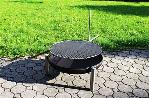 grill feuerschale edelstahl veikin shop premium feuerschale mit grill