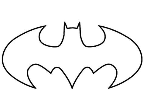 batman logo coloring page coloring sun