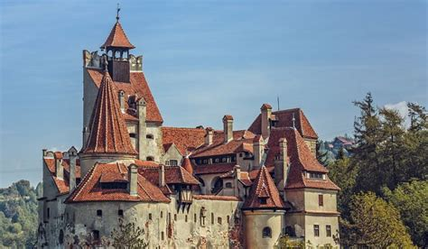 castle bran bran castle romania unique places around the world