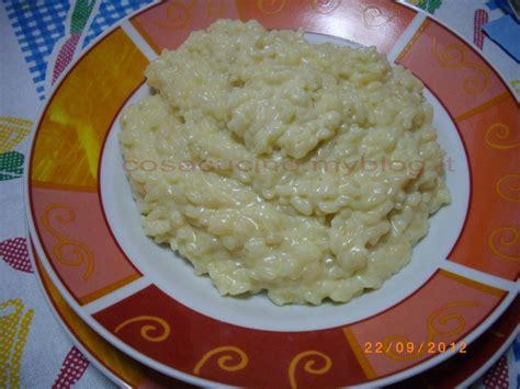 ricette primi piatti con panna da cucina risotto con panna chef all inglese da cosa cucino su