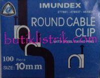 Klem Kabel Meet No 12 jual klem kabel murah klem kabel imundex