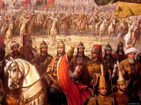 ottomans islam 29 mayis 1453 istanbul un fethi mehmet sungur 199 ubuklu