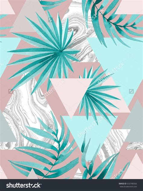 watercolor geo pattern 571 best project hawaii images on pinterest hawaii