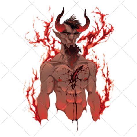 download film horor thailand art of devil burning devil color vector devil vector demon dark
