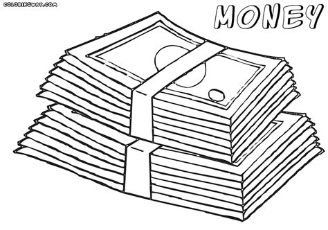coloring page money money coloring pages coloring pages to and print