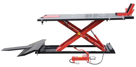 redline hd motorcycle atv lift table  shipping
