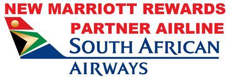 best western member web marriott rewards south airways partnership launch