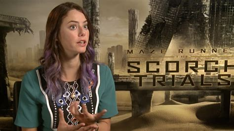 watch film maze runner 2 is maze runner 2 the scorch trials actually a zombie