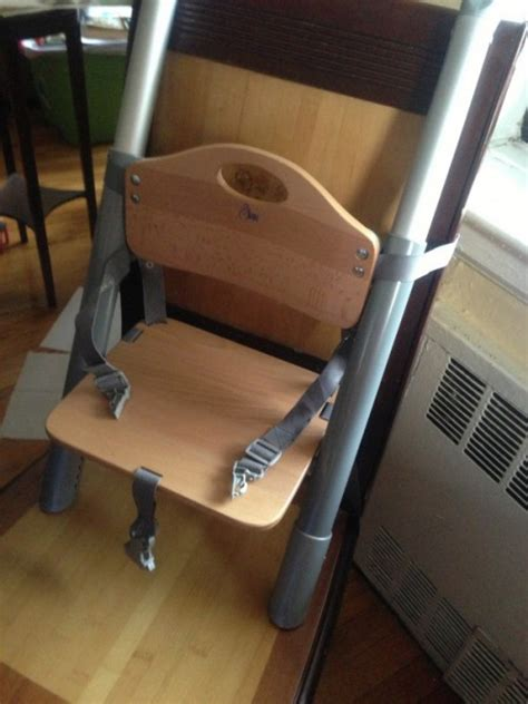 Svan High Chair Assembly by Svan Lyft Feeding Booster Seat Review The Maven