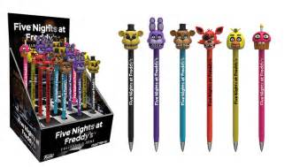 Funko reveals five nights at freddy s collectibles the toyark news