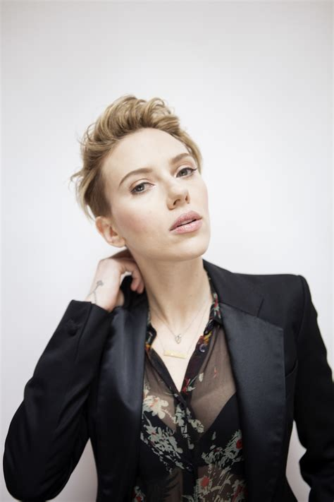 Beautiful States by Scarlett Johansson On Politics Ghost In The Shell And