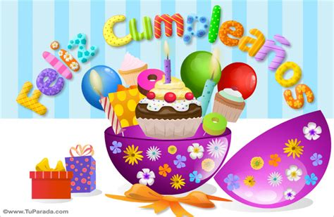 imagenes virtuales para feliz cumpleaños tarjeta de cumplea 241 os circular cumplea 241 os tarjetas