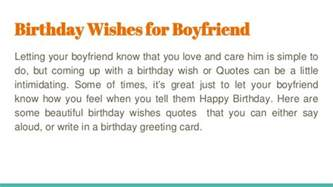 what to write in a birthday card for your boyfriend
