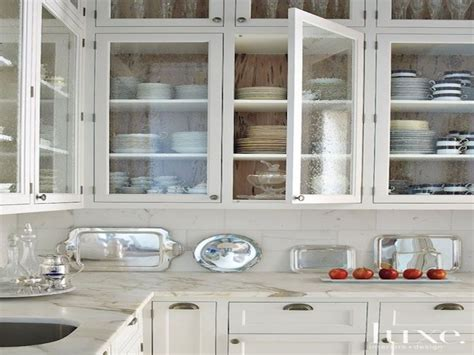 Kitchens With Glass Cabinet Doors 17 Most Popular Glass Door Cabinet Ideas Theydesign Net Theydesign Net