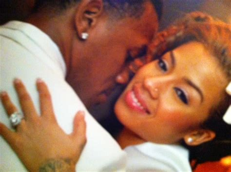 twitpics keyshia boobie tweet wedding amp honeymoon photos