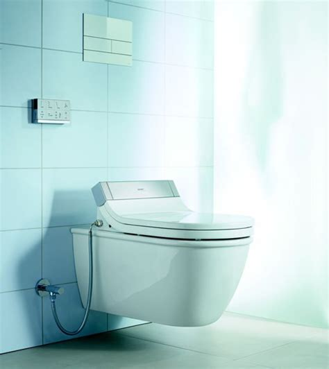 Toilet That Washes Your Bottom The Philippe Starck Senso Wash Www Nicespace Me