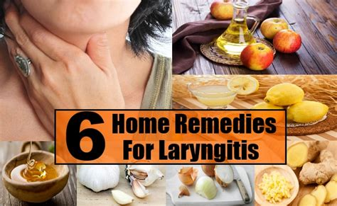 6 home remedies for laryngitis diy health remedy