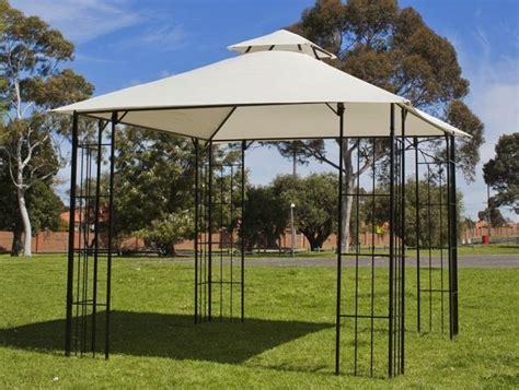 gazebo pergola 3x3 3x3m steel frame outdoor gazebo pergola marquee sunshade