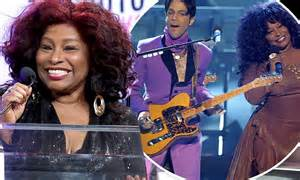 45000 Deaths Detox by Chaka Khan Enters Rehab After Getting Hooked On Prince S