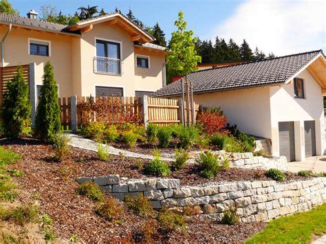 Gartenbeispiele Gestaltung by Mauer Trockenmauer Stein Gartengestaltung Gartenbau